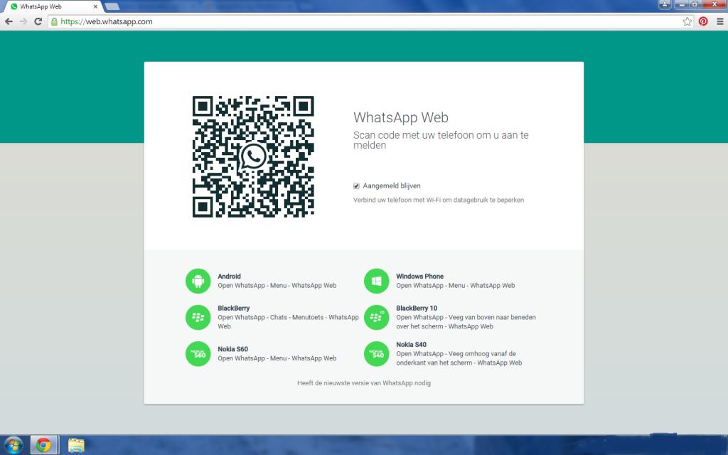 WA-web definitief